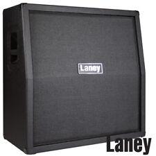 NEW Laney LV Series LV412A 4x12 Guitar Amp Cabinet, 280 Watts - Black