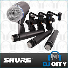 Shure Drum Pro Audio Microphones & Wireless Systems