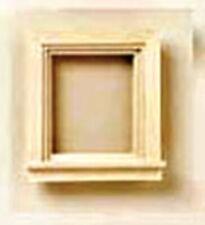 Casa de Muñecas Miniatura Tradicional Individual Ventana (#5040) - 1:12 Escala