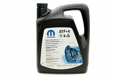 68218058ga original MOPAR Fluid 5 Litre atf+4 ms-9602 CRYSLER jeep dodge ram