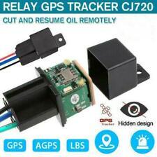 Car GPS Tracker CJ720 Real Time Device Locator Anti-theft Hidden Remote Control