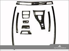 AutoTecknic Replacement Carbon Fiber Interior Trim - 09-13 BMW E92 M3 w/ 6 Speed