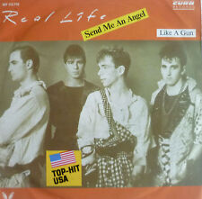 """7"""" 1983 PARTY KULT MINT- ! REAL LIFE : Send Me An Angel"""