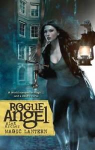 Magic Lantern (Rogue Angel) - Mass Market Paperback By Archer, Alex - GOOD