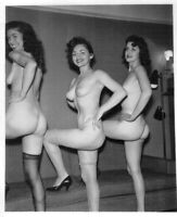 "Beautiful Fine Art Print - ""Vintage 3"" - 8.5 x 11 Photo - Nude Female"