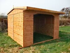 Mobile Field Shelter 12 x 12