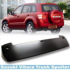 Painted For Suzuki Grand Vitara 3rd SUV Hatchback 2014 Rear Boot Trunk Spoiler
