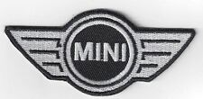 MINI   Iron On Patch 3.5 inch x 1.5 inch