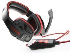 Tracer Sphere 7.1 Headset, Komfort Kopfhörer für PC, NOTEBOOK, COMPUTER, Bügel