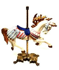Great American Carousel Horse 7128 Tobin Fraley Limited Edition 9500 13.5 inches
