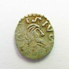 Franks Kingdom Silver Denier Parisius  Mint 700 A.D.  (143)