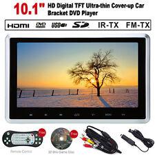 "10.1""HD Digital TFT Touch Screen Ultra-thin Cover-up Car Bracket DVD Player Kit"