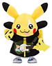 POKEMON CENTER ORIGINAL PLUSH DOLL POKEMON BAND FES PIKACHU JAPAN Tracking