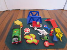 Thomas the Tank Engine Train Cars  Wood & Plastic  Signs Harold LOT