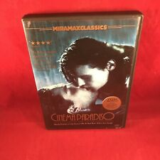 Cinema Paradiso (Dvd 2003, Contains Both the Extended and Original Theatrical)