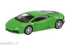 Lamborghini Huracán,vert métallique/ Réf No. 452012400,Schuco Auto Modèle 1:64