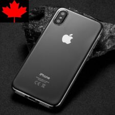 For iPhone X Case - Superior Clear TPU Soft Gel Case- Best Quality