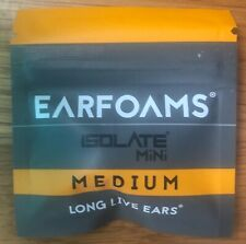 Isolate Mini Replacement Earfoams - Medium