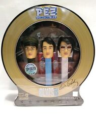 Elvis Presley Pez Set of 3 Plus Cd New Sealed 2007 Limited Edition Collectable