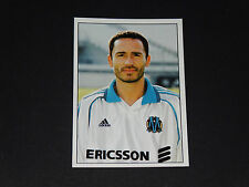 N°21 PATRICK BLONDEAU OLYMPIQUE MARSEILLE OM FOOTBALL PANINI 1899-1999 100 ANS