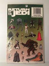 Return of the Jedi Reusable Stickers Topps Canada New in Package