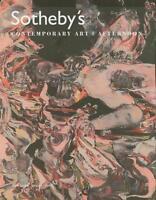 Sotheby's Sale 8318 Contemporary Art Auction Catalog 2007