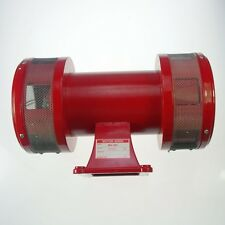 Motor Driven Metal Horn Industry Boat  Alarm Air Raid Siren AC220V 160db MS-590