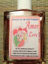 Aceite de Amor - Love oil - 1 oz - Santeria, Wicca, Pagan, Palo, Ifa, Voodoo