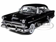 1953 FORD VICTORIA BLACK 1/24 DIECAST MODEL CAR BY WELLY 22093