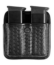 TRIPLE THREAT MAGAZINE PCH-BASKET WEAVE LEATHER SIZE 2