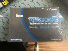 Radient Mini Reaktor Brushless Motor ESC Combo