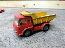 VINTAGE CORGI BEDFORD TRACTOR UNIT Tipper Dump Truck ,