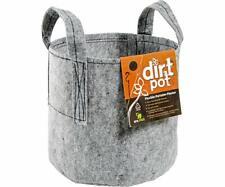 Hydro Farm Flexible Fabric Gardening Dirt Pot Planter NEW 20 Gallon Portable Bag