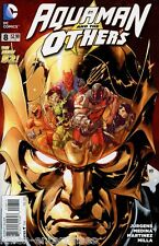Aquaman and the Others #8 Comic Book 2015 New 52 - Dc