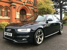 Audi A4 2.0TDI Automatic S Line Damaged Unrecorded Facelift Leather