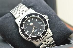 Tag Heuer Gents Professioanl 1500 Wristwatch Ref 929.206G 40mm - Boxed