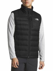 The North Face Black Aconcagua Puffer Vest NWT Medium