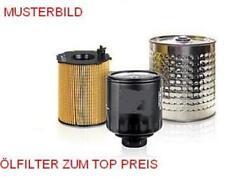 ÖLFILTER - VW GOLF IV 1.6 FSi