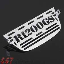 Aluminum Oil Cooler Guard Cover Cap Protector For BMW R1200GS 2006-2012 Silver