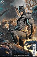 Batman Comic Issue 63 Modern Age First Print 2019 Tom King Janin Bellaire DC