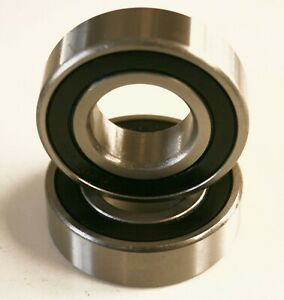 Sinnis Apache QM125 GY-2B 07-17 Front Wheel Bearings, Free post & fitting guide