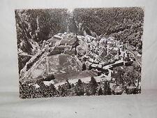 Vecchia cartolina foto d epoca di Vue Aerienne de Briancon panorama veduta