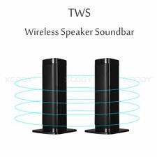 Bluetooth 4.2 Home TV Soundbar Sound box True Wireless Stereo TWS Speaker