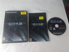 DOA2: Hardcore PlayStation 2 PS2 COMPLETE GAME IN CASE