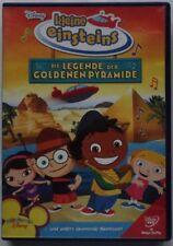 Disney kleine Einsteins 4: DVD Legende der goldenen Pyramide (2008) viele Extras