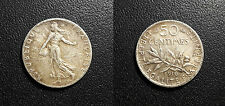 IIIème République - 50 centimes semeuse 1918 - F.190/25