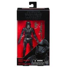 "#25 Star Wars BLACK Wave 6 Imperial Death Trooper 6"" figure Rogue 1 Mandalorian"