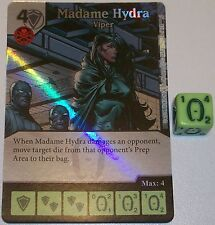 Foil MADAME HYDRA: VIPER 24 Dice Masters