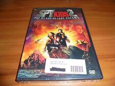 Spy Kids 2: Island of Lost Dreams (DVD, Widescreen 2003) Alexa Vega NEW