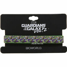 """Marvel Guardians of the Galaxy VOL. 2 BABY GROOT TREE ONE 1/2"""" rubber wristband"""